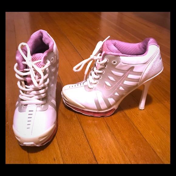Nike Air Max heels